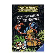 Buch - 1000 Gefahren: Du entscheidest selbst: 1000 Gefahren in der Wildnis