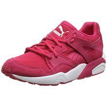 Puma Blaze Jr, Unisex-Kinder Sneakers, Pink (Rose Red 03), 35 EU (2.5 Kinder UK)