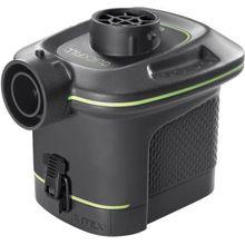 Intex Batterie-Pumpe mit 3 Verbindungs-Düsen, Pumpleistung 420 l/min