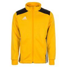 ADIDAS PERFORMANCE Trainingssweatjacke 'Regista 18' gelb / schwarz / weiß
