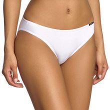 Skiny Damen Rio Slip Essentials Women Rio Slip, Weiß(white),40