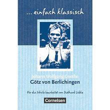 Buch - Götz von Berlichingen