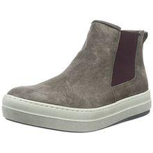 camel active Damen Top 71 Chelsea Boots, Grau (Wolf 02), 40 EU