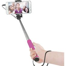 Compact Selfie Stick [pink]