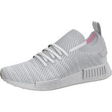 ADIDAS ORIGINALS Sneaker 'NMD' hellgrau / weiß