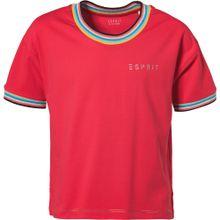 ESPRIT Shirt mischfarben / rot
