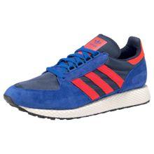 ADIDAS ORIGINALS Sneaker 'Forest Grove' blau / dunkelblau / orangerot
