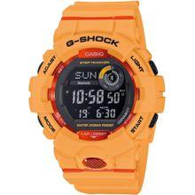 CASIO Chronograph 'GBD-800-4ER' orange / schwarz