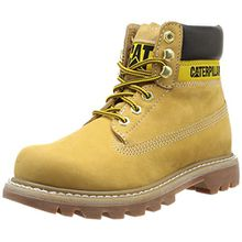 Caterpillar Colorado 831, Damen Kurzschaft Stiefel, Braun (Honey Reset 306831), 36 EU