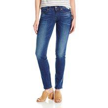 G-STAR RAW Damen Jeans Midge Saddle Mid Straight, Blau (medium aged 71), 26W/32L