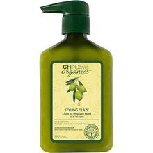 CHI Haarpflege Olive Organics Styling Glaze 340 ml