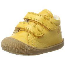 Naturino Unisex Baby 3972 VL Sneaker, Gelb (Gelb), 23 EU