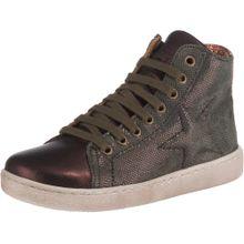 BISGAARD Sneakers tanne / bordeaux