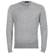FALKE Strickpullover »Pullover« mit reiner Merinowolle