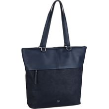 Gerry Weber Handtasche Keep in Mind Shopper LVZ Dark Blue