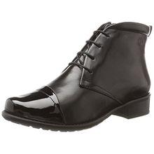 GERRY WEBER Shoes Damen Calla 01 Stiefel, Schwarz (Schwarz (100)), 41 EU