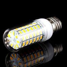 Landsell E27 20W 69 LED 5730 SMD Birne Beleuchtung Leuchtundtel Maiskolben Ersatz 110V f¨¹r Wandlampen, Tischlampen, Deckenlampen 3000-3200K warm white