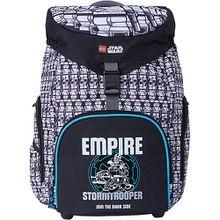 Schulranzenset Outbag Lego Star Wars Stormtrooper, 3-tlg. weiß