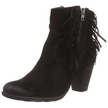 Tamaris 25703, Damen Kurzschaft Stiefel, Schwarz (Black 001), 38 EU