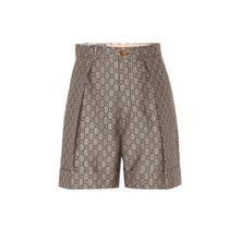 Shorts aus GG Wollcanvas