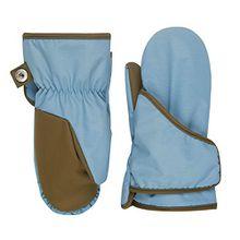 Finkid Lapanen smoke blue capers Kinder Winter Handschuhe