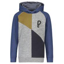 Noppies Sweater 'Tygo' blau / nachtblau / senf / graumeliert