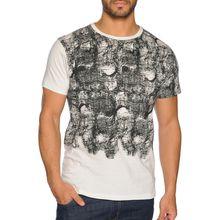 Soul Star T-Shirt in weiss für Herren