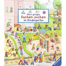 Ravensburger Mein großes Sachen suchen: Im Kindergarten