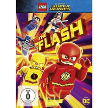 DVD LEGO DC Super Heroes - The Flash Hörbuch