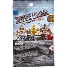 Buch - DC Justice League Movie Mighty Mini Figuren (5 cm) Blindpack Sortiment T-Display