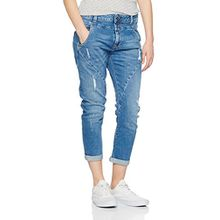 Pepe Jeans Damen Topsy Jeans, Blau (Denim), W26