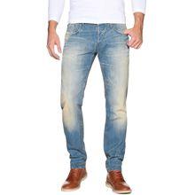 G-Star 3301 Tapered Jeans in blau für Herren