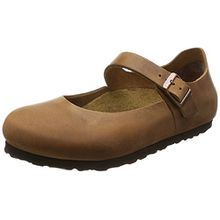 BIRKENSTOCK Shoes Damen Mantova Mary Jane Halbschuhe, Braun (Antik Brown), 38 EU
