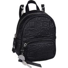 Liebeskind Berlin Rucksack / Daypack Urban Monogram Backpack S Black