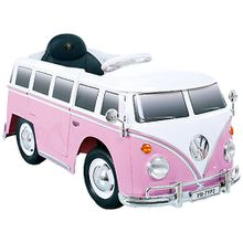 VW Bus Type 2 (T1), pink