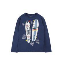 Pepe Jeans Shirt 'COLI' navy