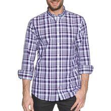Tommy Hilfiger Hemd Regular Fit in lila für Herren