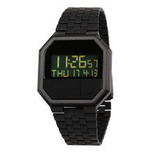 Nixon Armbanduhr 'Re-Run' schwarz