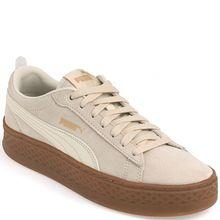 Puma Sneaker - SMASH PLATFORM SD beige