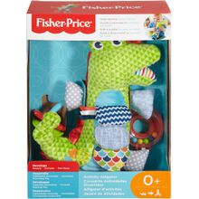 Fisher-Price Kleines Spiel-Krokodil