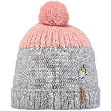 Baby Bommelmütze DONTE Gr. 50  pink Mädchen Kleinkinder