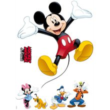 "Komar Deco-Sticker ""Mickey and Friends"""