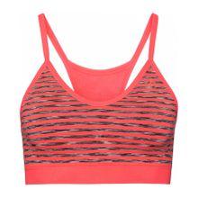 Odlo - Sports Seamless Soft Damen Bra (rot/grau) - M
