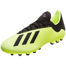 adidas Performance adidas X 18.3 AG Fußballschuh  Fußballschuhe gelb Herren