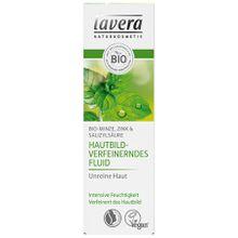 lavera Bio - Minze  Gesichtsfluid 50.0 ml