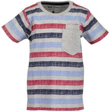 Blue Seven Rundhals T-Shirt - Streifen