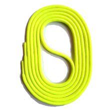 SNORS shoefriends Schnürsenkel rund 60-150cm, 3mm aus Polyester Schnürsenkel neongelb