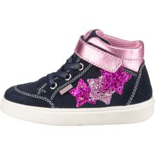 RICHTER Sneakers 'Blinkies' navy / pink