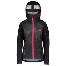 Scott - Women's Jacket Trail Storm WP - Fahrradjacke Gr L;M;S;XL schwarz/blau/grau;schwarz