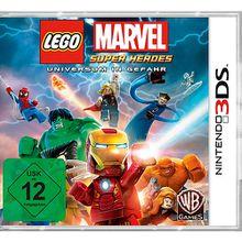 3DS LEGO Marvel Super Heroes